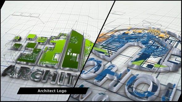 Thumbnail for Logo de la empresa de arquitectura y arquitectura