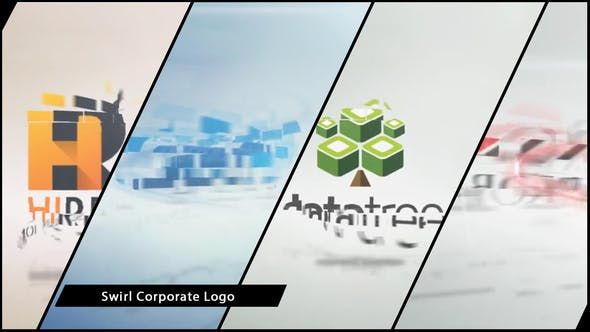 Thumbnail for Corporate Logo XIV Swirl