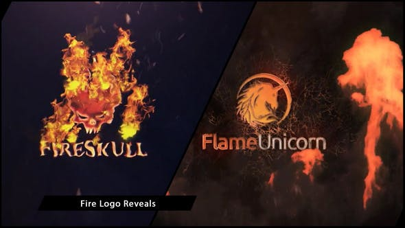 Thumbnail for Fire Logo Reveals