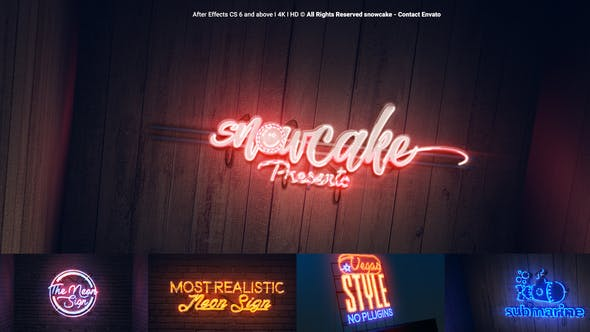 Thumbnail for The Neon Sign