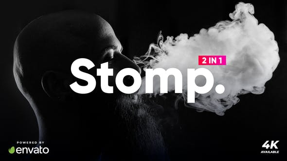 Thumbnail for Typography Stomp Intro