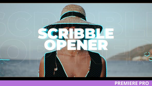 Thumbnail for SCRBLR / Scribble Opener for Premiere