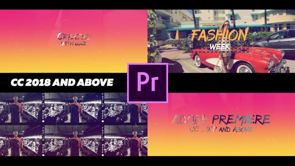 Quick Opener // Fashion Slideshow