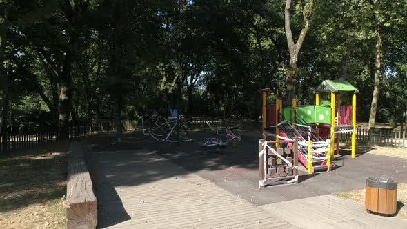 Thumbnail for Covid-19 - Empty Kids Park