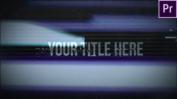Thumbnail for Heavy Glitch Distortion Titel