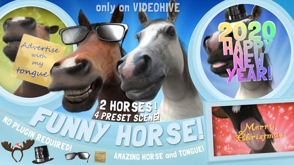 Thumbnail for Funny Horse Opener