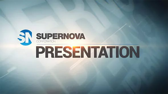 Cover Image for Supernova Presentation