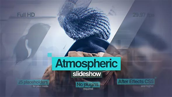 Thumbnail for Atmospheric Slideshow