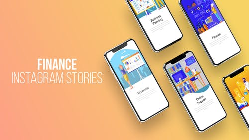 Instagram Stories About Finance