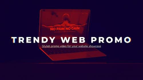 Trendy Website Promo