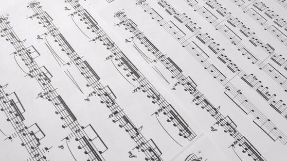 Thumbnail for Sheet Music