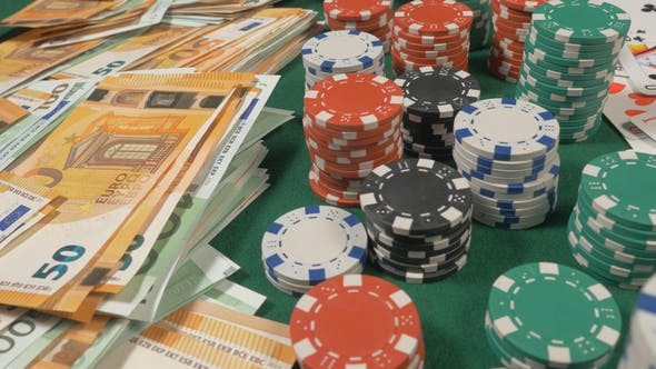 Thumbnail for Poker Chips And Money