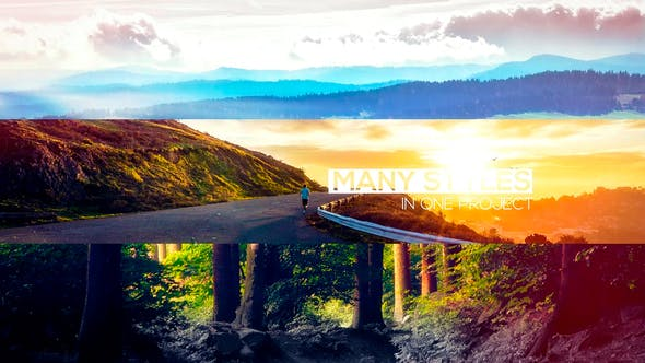 Thumbnail for Minimal Travel Slideshow