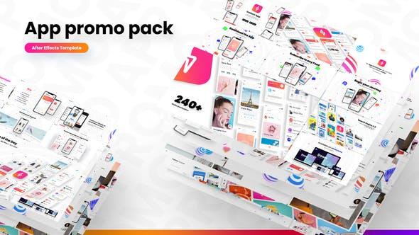 Thumbnail for App Promo Pack