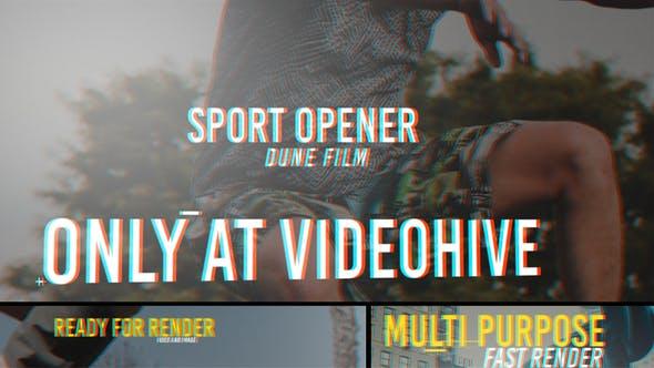 Thumbnail for Dynamic Sport Opener