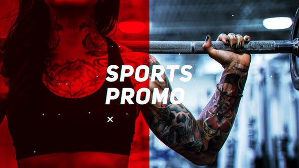 Thumbnail for Sports Promo Opener