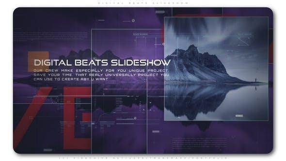 Digital Beats Slideshow