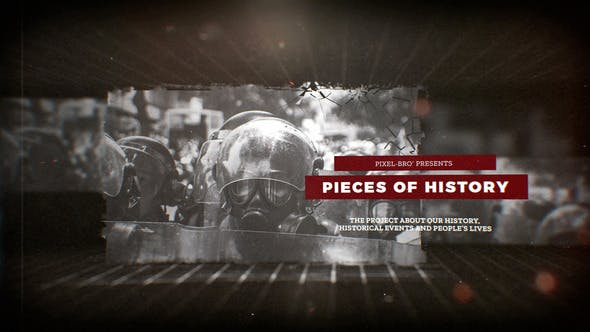 Thumbnail for Pieces of History
