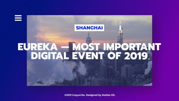Thumbnail for Eureka — Event Promo