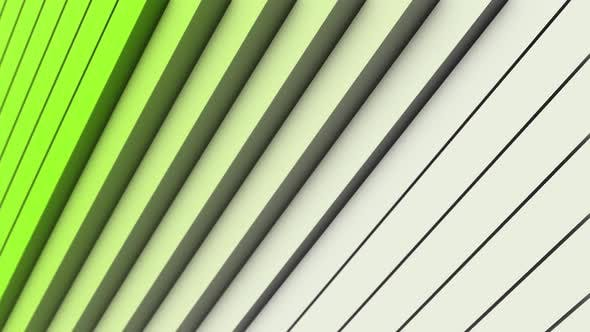 Thumbnail for Transition background with 3D lines effect