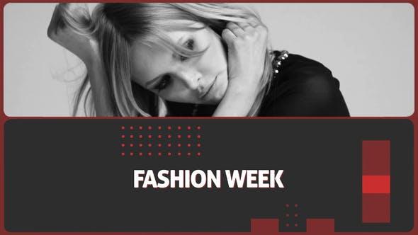 Thumbnail for Trendy Fashion Slideshow Opener