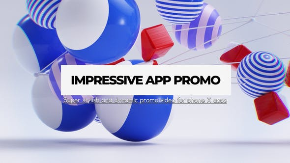 Thumbnail for Impressive App Promo