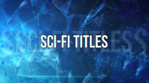 Thumbnail for Sci-Fi Titles