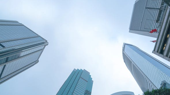 Thumbnail for Office Buildings In Business District