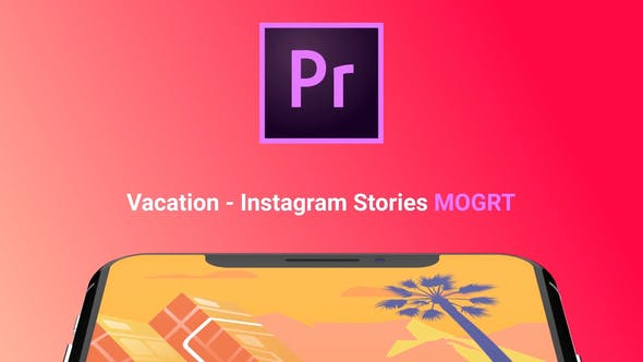 Thumbnail for Instagram Stories About Vacation