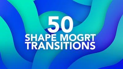 Shape Transitions MOGRT