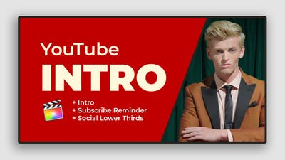 YouTube Intro Video