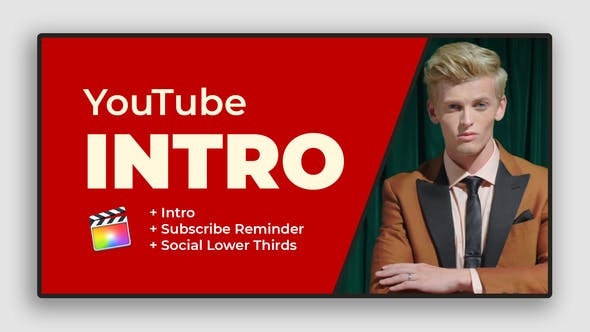 Thumbnail for YouTube Intro Video