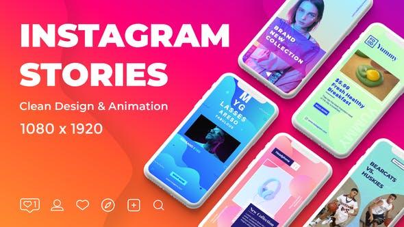 Cover Image for Elegant Instagram Stories