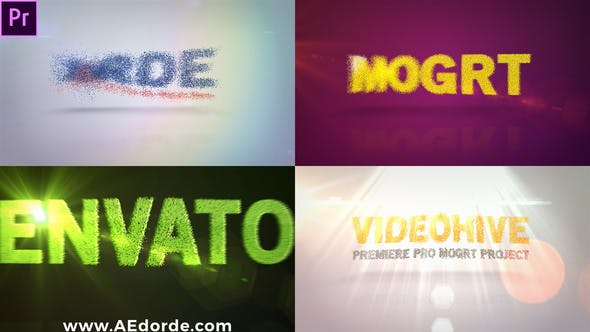 Thumbnail for Clean and Elegant Corporate Identity – Text Reveal (Mogrt)