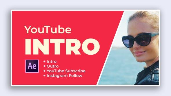 Интро в Youtube