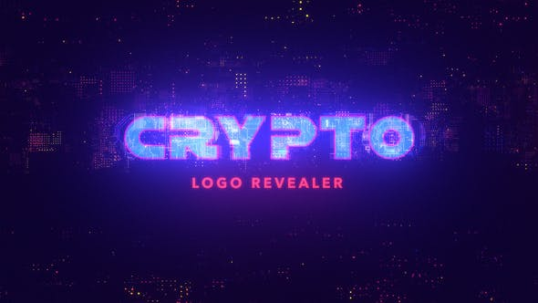 Thumbnail for Crypto Logo Reveal