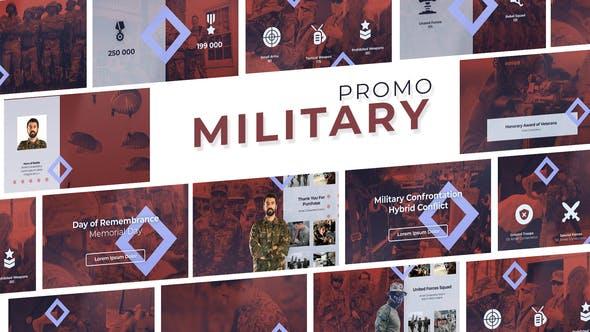 Airsoft War - Military Promo
