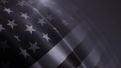 Usa Flag Loopable
