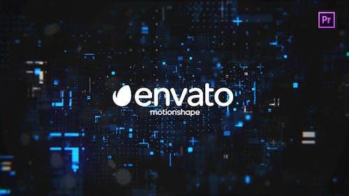 Technology Smart Logo for Premiere Pro