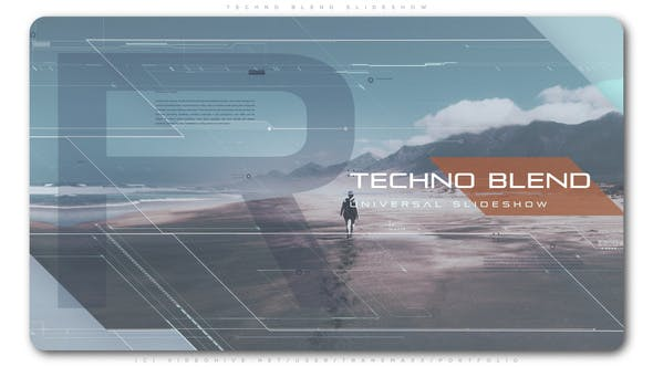 Thumbnail for Techno Blend Slideshow
