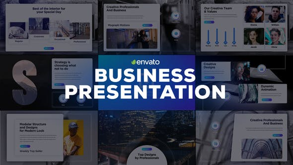 Thumbnail for International Business Presentation