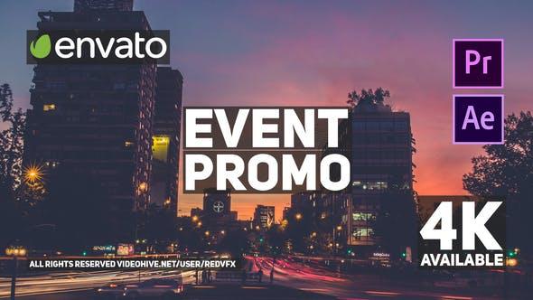 Event Promo - Dynamic Slide