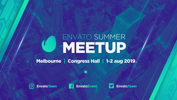 Thumbnail for Biggest MeetUp // Event Promo