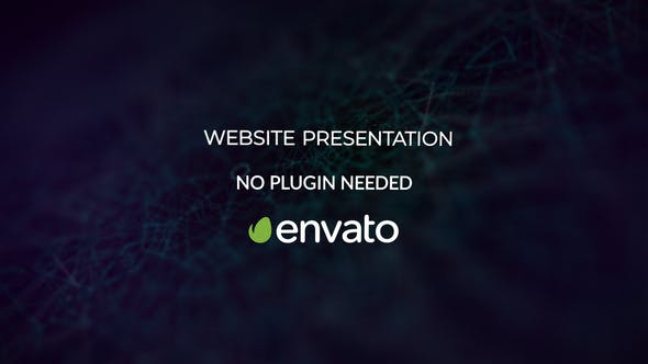 Thumbnail for Website Presentation | After Effects Template