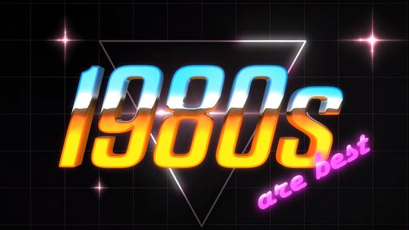 Thumbnail for 80S Logo Intro