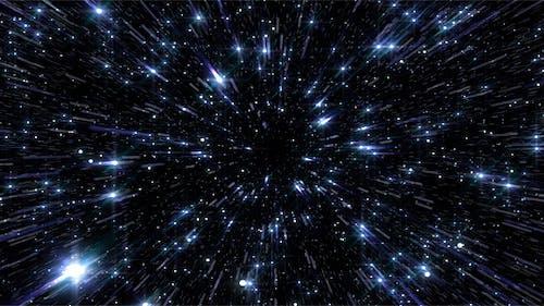 Moving Through the Starlight