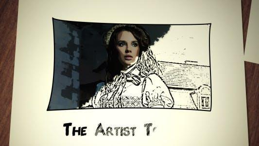 Thumbnail for Artiste Sketch