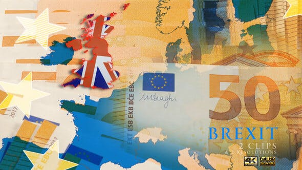 Thumbnail for Brexit and Euro Banknotes