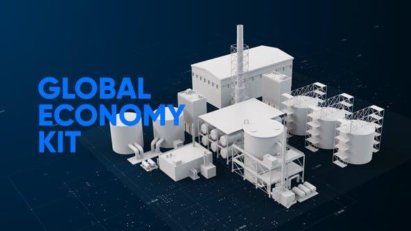 Global Economy Broadcast Pack