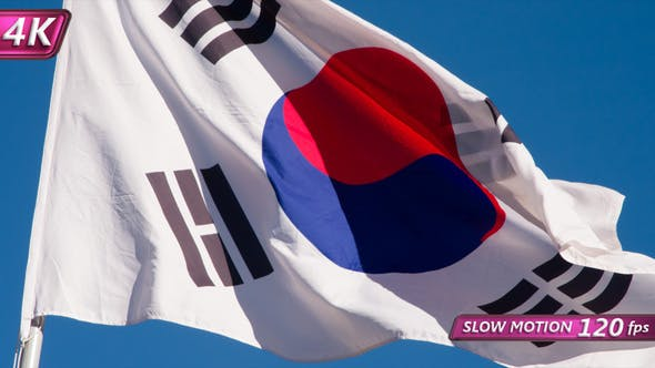 Thumbnail for State Flag Of Korea